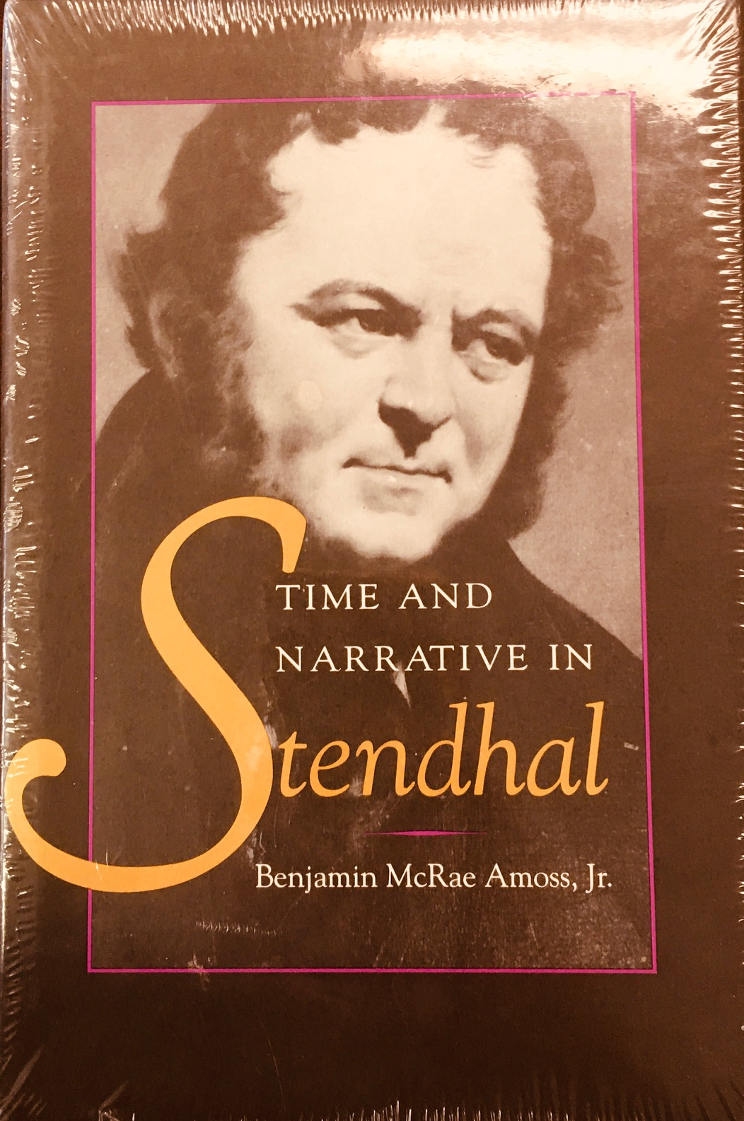 Image for Time and Narrative in Stendhal