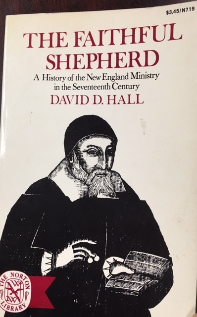 Image for Hall Faithful Shepherd (The Norton library, N719)