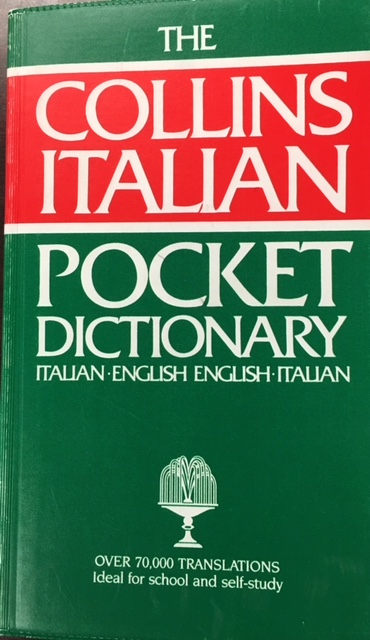 The Collins Pocket Italian Dictionary
