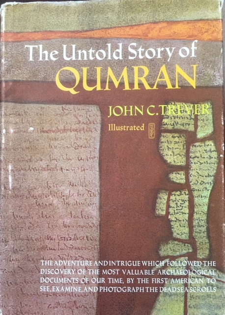 Image for The Untold Story of Qumran