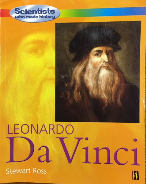 Image for Leonardo Da Vinci (Scientists Who Made History)