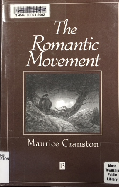 Image for The Romantic Movement