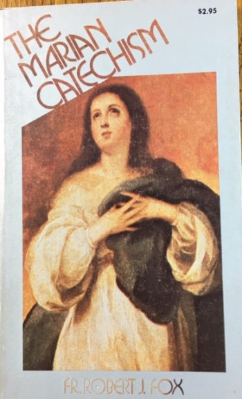 Image for The Marian Catechism