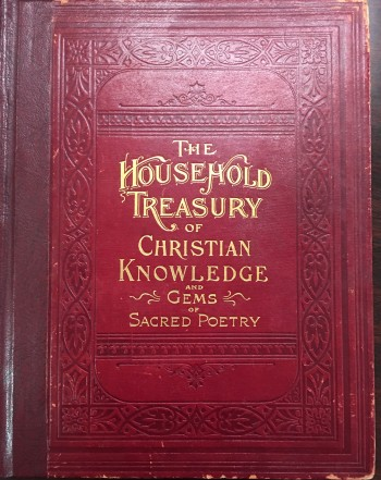 Image for The Household Treasury of Christian Knowledge and Gems of Sacred Poetry