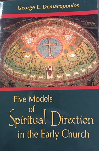 Image for Five Models of Spiritual Direction in the Early Church