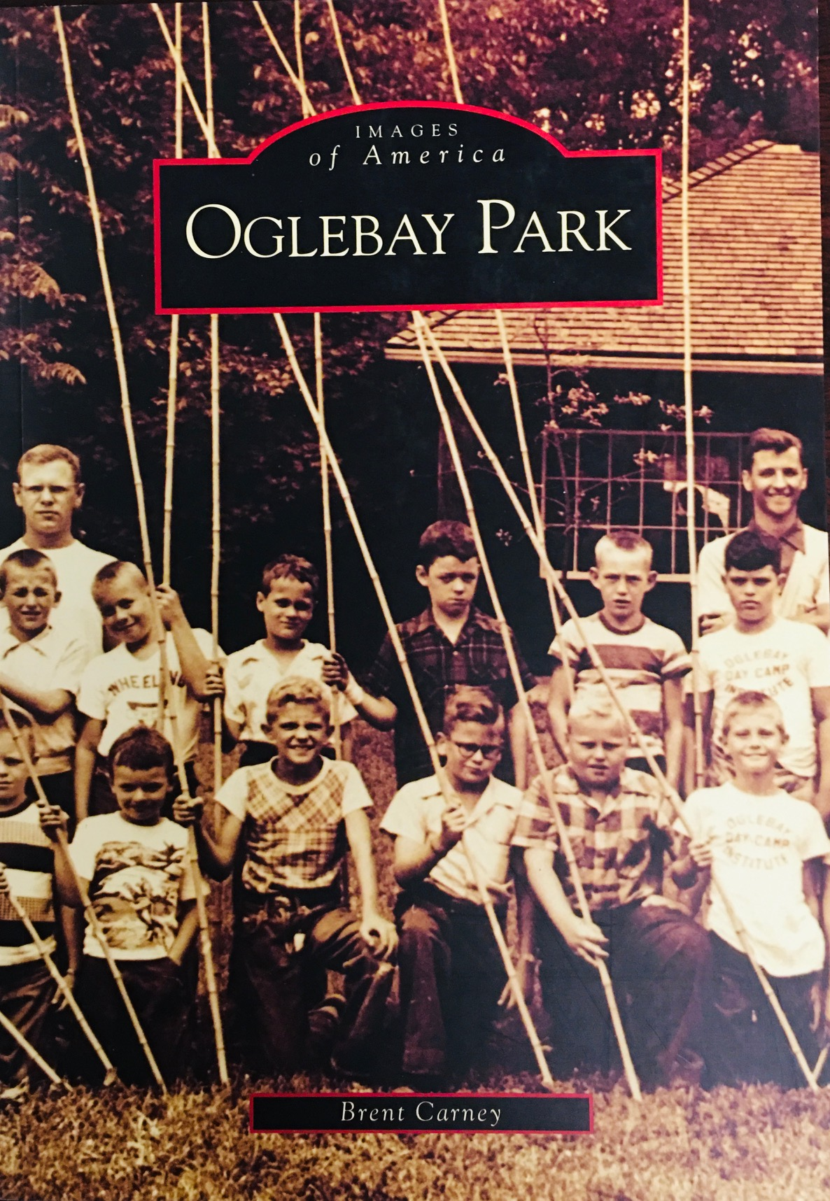 Image for Oglebay Park   (WV)  (Images  of  America)
