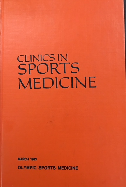 Image for Clinics in Sports Medicine, Symposium on Olympic Sports Medicine (Volume 2 / Number 1 - March 1993)