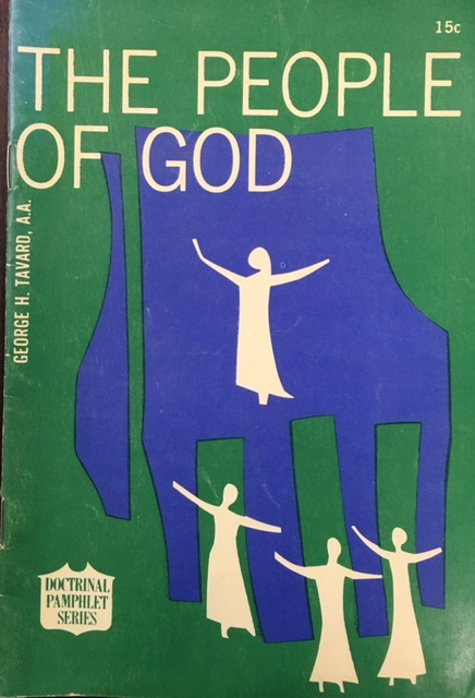 Image for The People of God with study-club questions (Doctrinal Pamphlet Series)