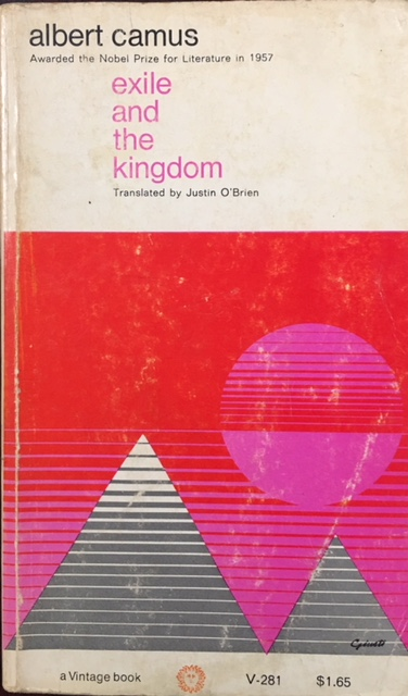 Image for Exile and the Kingdom (Vintage V-281)