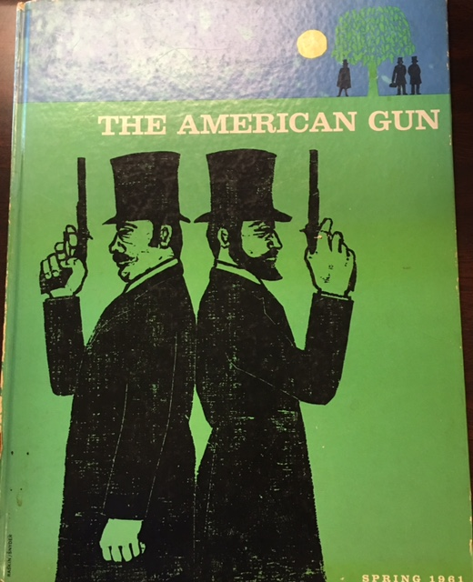 Image for American Gun: Volume 1 - Number 2, Spring 1961