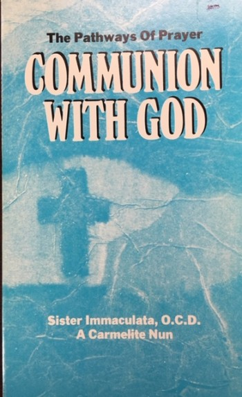 Image for The Pathways of Prayer: Communion with God