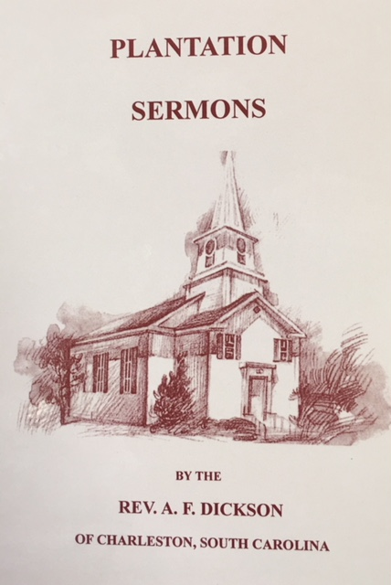 Image for Plantation sermons or, Plain and familiar discourses for the instruction of the unlearned