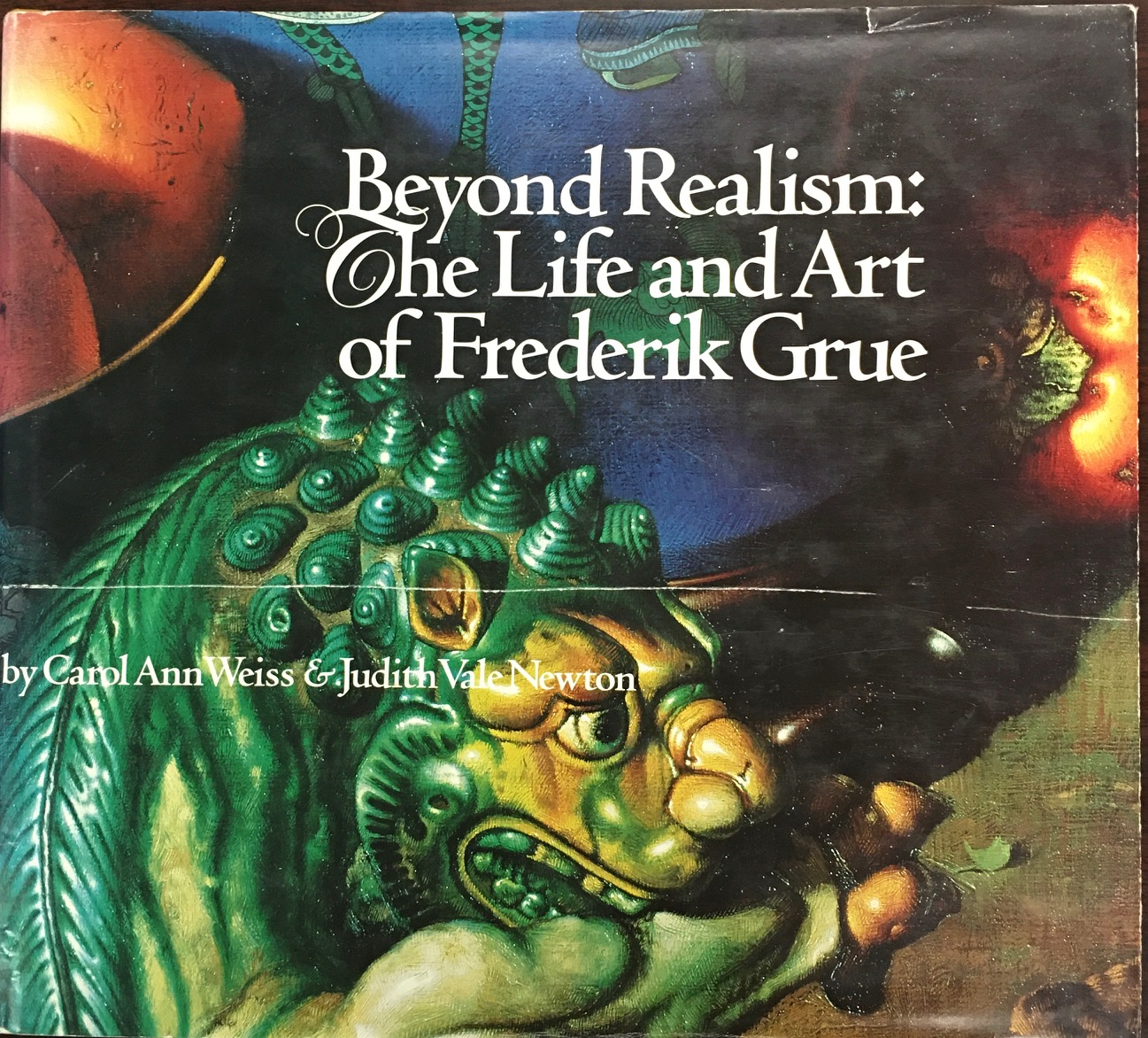Image for Beyond Realism: The Life and Art of Frederik Grue