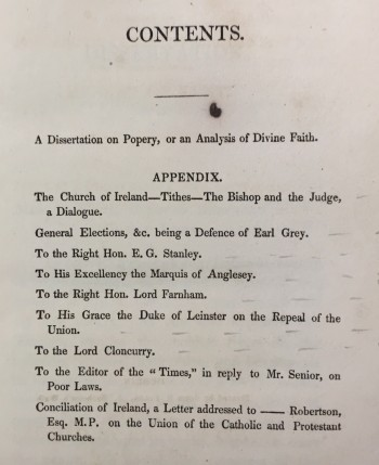 Image for A Dissertation on Popery, or, An Analysis of Divine Faith: Addresses to the Protestants of England, more particularly to the men of Kent. A posthumous work