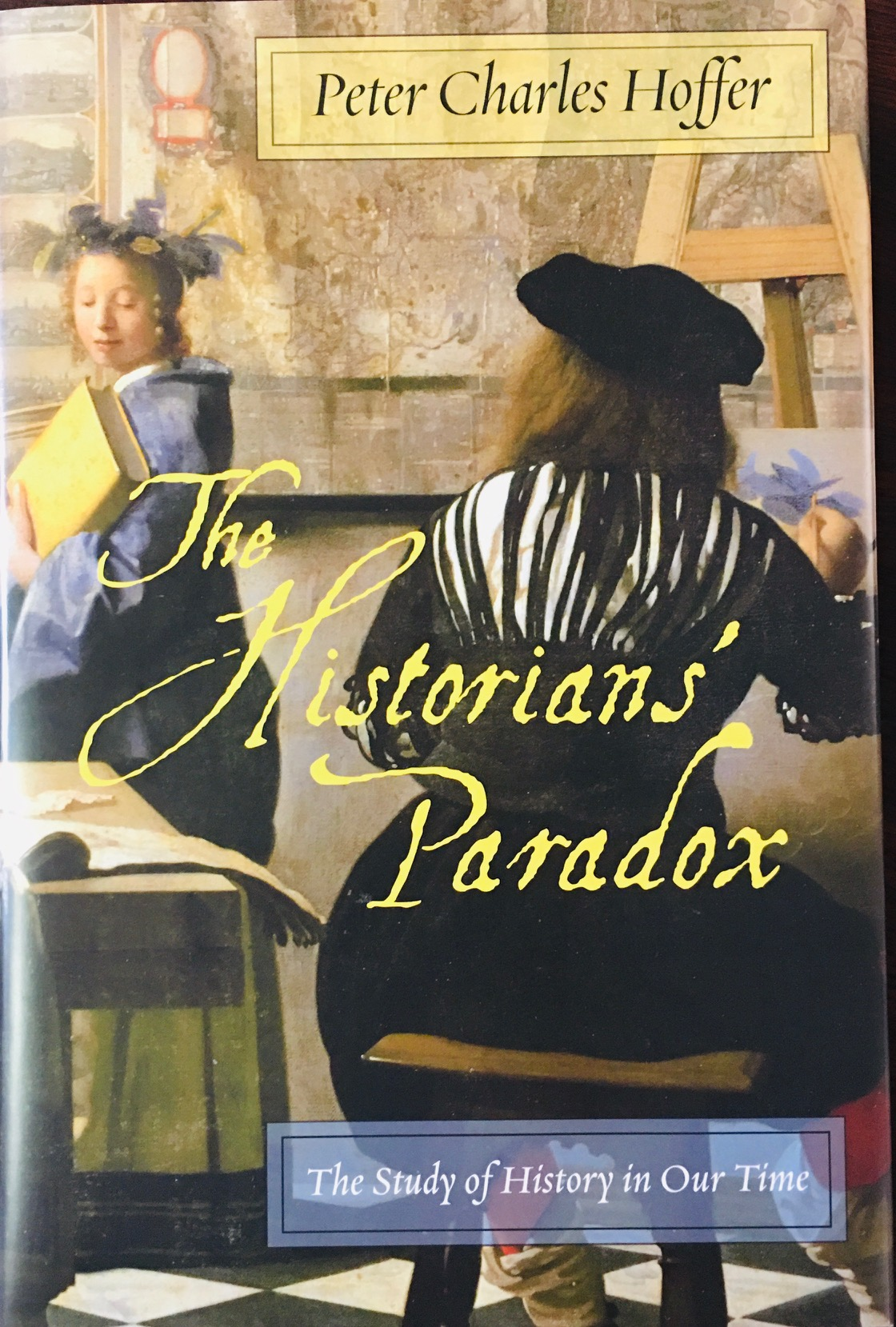 Image for The Historians' Paradox: The Study of History in Our Time