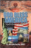 Image for God Bless America: God's Vision or Ours?