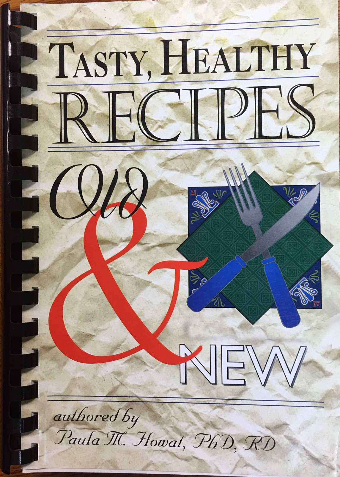 Image for Tasty, Healthy Recipes, Old and New