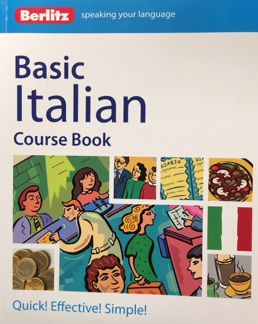 Image for Berlitz Basic Italian Course Book