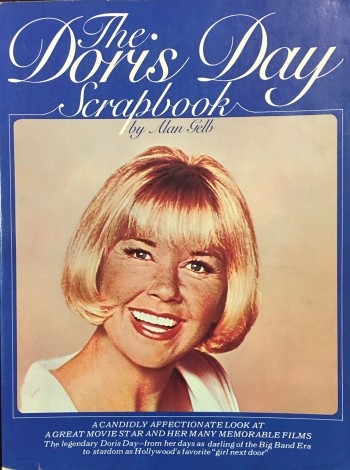 Image for The Doris Day scrapbook