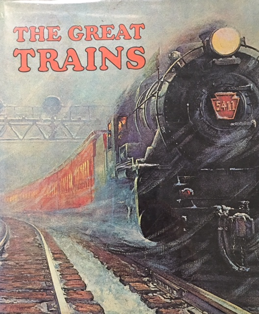 Image for The Great Trains