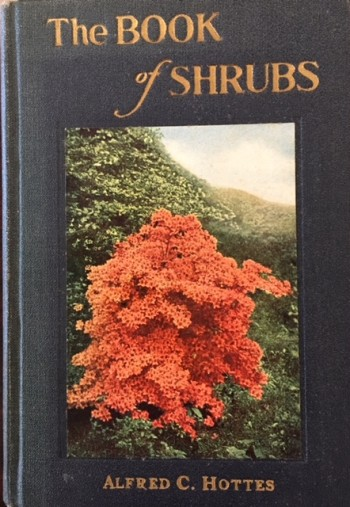 Image for The Book of Shrubs