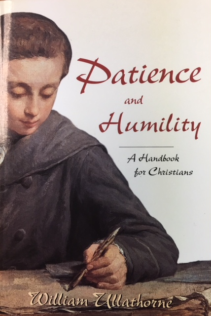 Image for Patience and Humility : A Handbook for Christians
