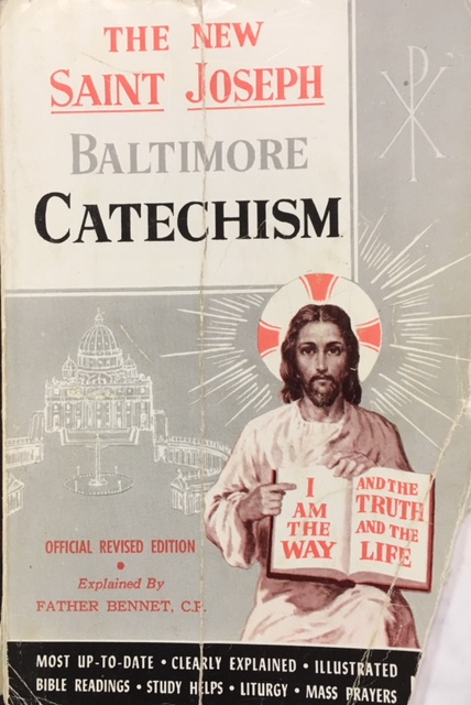 Image for Saint Joseph Baltimore Catechism : The Truths of Our Catholic Faith Clearly Explained and Illustrated With    Bible Readings, Study Helps and Mass Prayers - Official Revised Edition No. 2