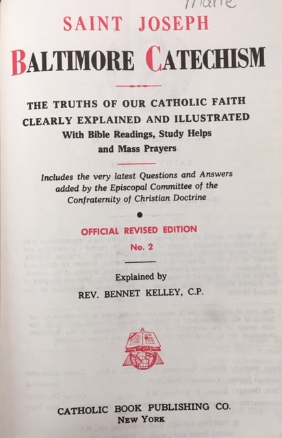 Image for Saint Joseph Baltimore Catechism #2: The Truths of Our Catholic Faith Clearly Explained and Illustrated With    Bible Readings, Study Helps and Mass Prayers