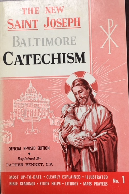 Image for Saint Joseph Baltimore Catechism : The Truths of Our Catholic Faith Clearly Explained and Illustrated : With Bible Readings, Study Helps and Mass Prayers (Official Revised Edition - No. 1)