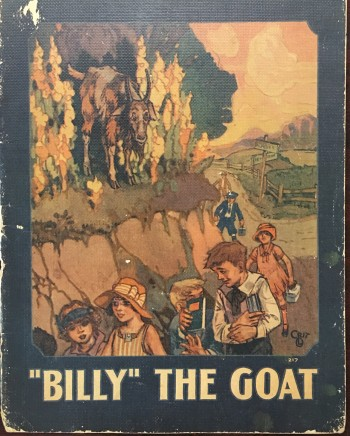 Image for 'Billy' The Goat