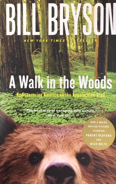 Image for A Walk in the Woods: Rediscovering America on the Appalachian Trail (Official Guides to the Appalachian Trail)