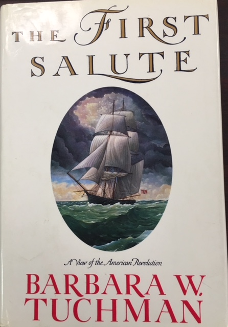 Image for The First Salute: A View of the American Revolution