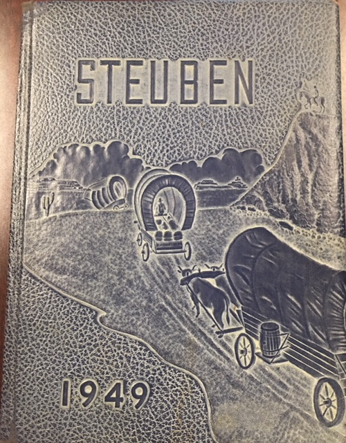 Image for The Steuben: 1949 Steubenville High School Yearbook, Steubenville, Ohio