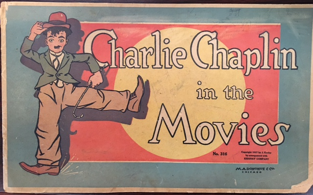 Image for Charlie Chaplin in the Movies (No. 316)