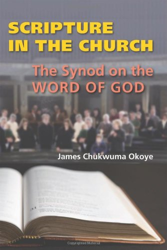 Image for Scripture in the Church: The Synod on the Word of God