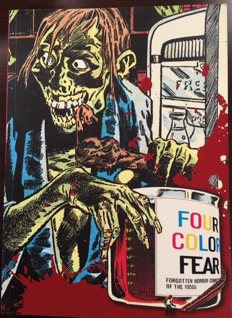 Image for Four Color Fear: Forgotten Horror Comics of the 1950s