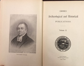 Image for Ohio Archaeological and Historical Publications (Volume II)