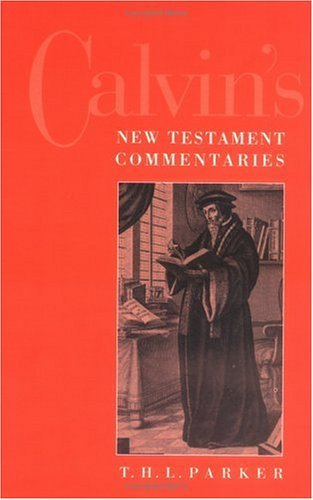 Image for Calvin's New Testament Commentaries