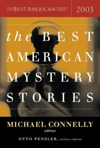 Image for The Best American Mystery Stories 2003 (The Best American Series)