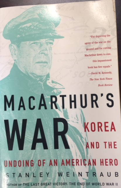 Image for MacArthur's War: Korea and the Undoing of an American  Hero