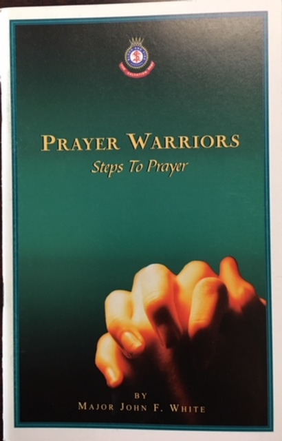 Image for Prayer Warriors: Steps to Prayer