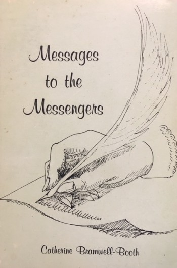 Image for Messages to the Messengers: Being letters to former cadets reprinted from 'The Officer'