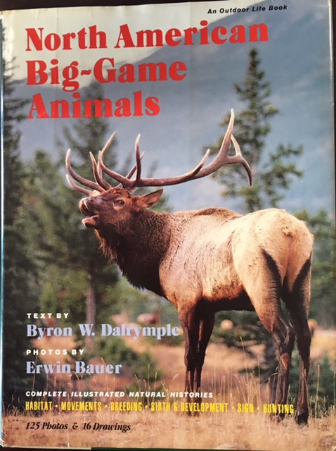 Image for North American Big-Game Animals