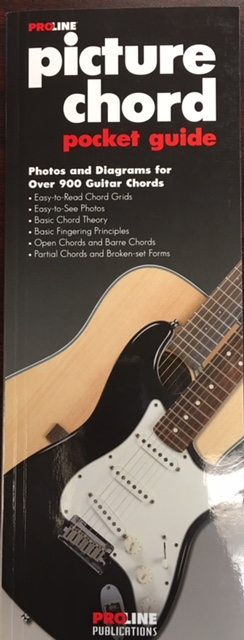 Image for Proline - Picture Chord Pocket Guide