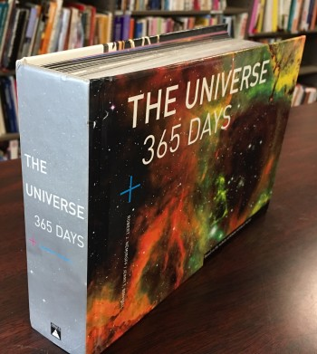 Image for The Universe: 365 Days