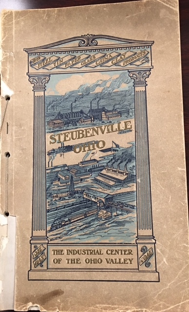 Image for Steubenville, Ohio, 'The Heart of the Workshop of the World,' Famous for Iron, Steel, Tin, Glass, Pottery, Paper, Coal, Oil, Gas and Fire Clay