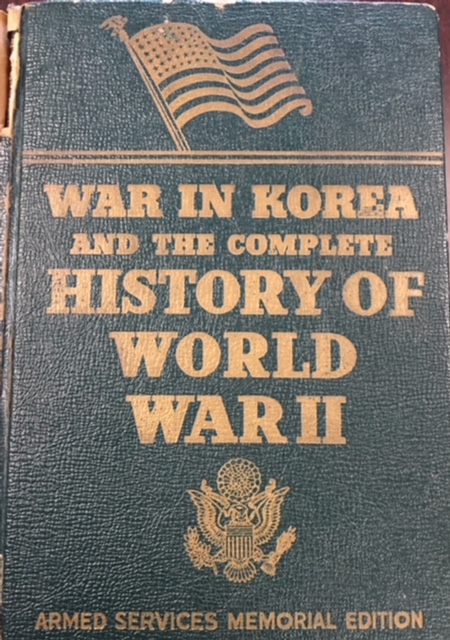 Image for War in Korea,: and the Complete History of World War II