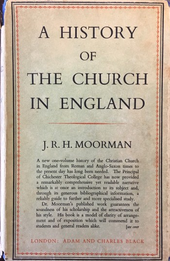 Image for A History of the Church in England (2nd printing with corrections - 1954)
