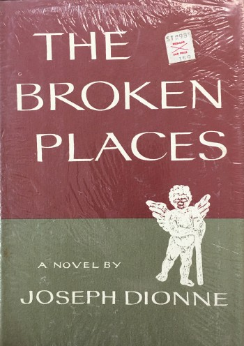 Image for The Broken Places