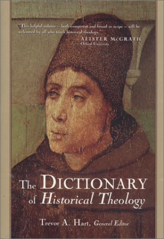 Image for The Dictionary of Historical Theology